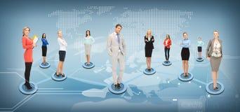 Ogólnospołeczna lub biznesowa sieć