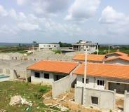 Ogólnospołeczni projekty budowy mieszkań Fotografia Royalty Free