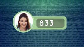 Ogólnospołecznych środków profilowa ikona zdjęcie wideo