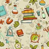 Ogólnospołecznych medialnych kreskówek ikon kolorowy wzór. Zdjęcie Stock