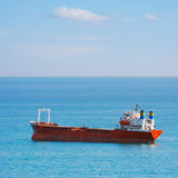 ogólny ładunku statek Fotografia Stock