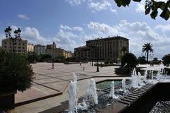 Ogólny De Gaulle w Ajaccio Obciosujący Zdjęcie Royalty Free