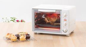 ogólny mikrofali purpose kuchenka Obraz Stock