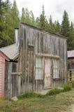 Ogólny sklep w miasto widmo St Elmo w Kolorado Obraz Royalty Free