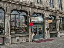 Ogólny sklep w Starym Montreal Obraz Royalty Free
