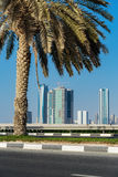 Ogólny widok Sharjah UAE Obraz Stock