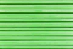 ogłoszenia pusty ogrodzenia zieleni metalu miejsce Obrazy Stock