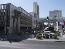 Ogden aleja, Las Vegas, usa Zdjęcia Stock