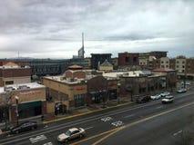 Ogden-Kreuzung und im Stadtzentrum gelegenes Lizenzfreies Stockfoto