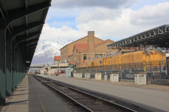 Ogden Railway-Station Stockfotografie
