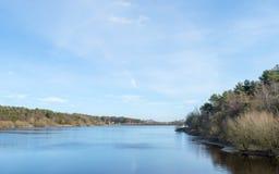 Ogden Water Reservoir Stock Photography