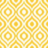 Ogee amarelo Foto de Stock