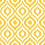 Ogee amarillo stock de ilustración