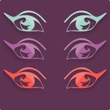 ogen Royalty-vrije Stock Foto