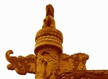 Oggetti cinesi antichi Fotografia Stock