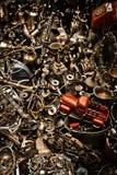 Oggetti d'antiquariato Fotografie Stock Libere da Diritti