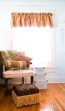 Oggetti d'antiquariato in camera da letto Fotografia Stock