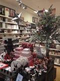 Oggetti di decoraion di Natale Fotografia Stock