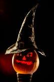 Oggetti di Halloween Immagini Stock Libere da Diritti