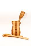 Oggetti di legno immagini stock libere da diritti