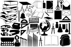 Oggetti differenti illustrazione vettoriale
