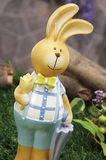 Oggetti per Pasqua, una vita tranquilla Immagini Stock Libere da Diritti
