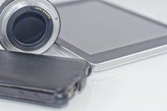 Oggetti per qualsiasi fotografo Immagine Stock Libera da Diritti