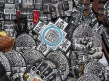 Oggetti rituali tradizionali di Aymara, mercato delle streghe Immagine Stock Libera da Diritti