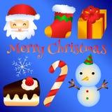 Oggetto adorabile di Natale per voi illustrazione di stock