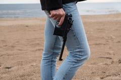 Oggetto d'antiquariato, armi di alta qualità fotografia stock