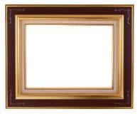 Oggetto d'antiquariato Frame-5 Fotografia Stock Libera da Diritti