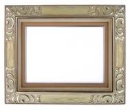 Oggetto d'antiquariato Frame-9 fotografia stock libera da diritti