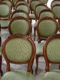 Oggetto d'antiquariato reale della mobilia Fotografie Stock