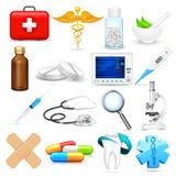 Oggetto medico Immagine Stock