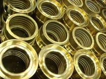Oggetto metallurgico Immagine Stock Libera da Diritti