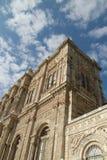 Oggetto obliquo dal palazzo di Dolmabasce, Costantinopoli, Turchia Immagini Stock