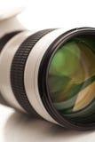 Oggetto-vetro professionale per la macchina fotografica Immagine Stock