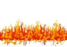 Ogień Fotografia Royalty Free