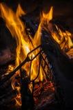 Ogień 1 Obrazy Stock