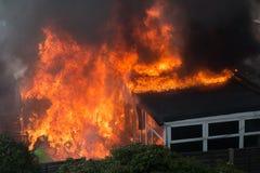 Ogień! obrazy royalty free
