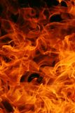 ogień abstrakcyjne tło obraz stock