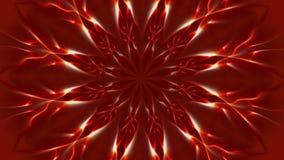 Ogień - kwiat zdjęcie wideo