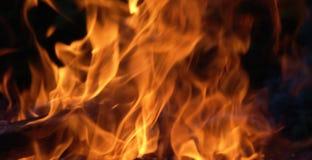 ogień lecieć Obraz Stock