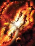 Ogień w niebie