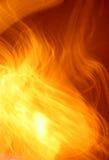ogień 10 niebo Obrazy Royalty Free