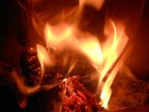 ogień zdjęcie stock