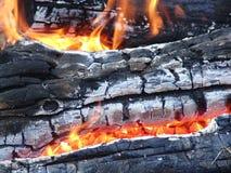 ogień Obraz Royalty Free