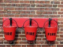 ogień Fotografia Stock