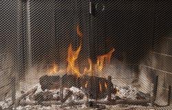 Ogień & ogienia miejsce Zdjęcie Royalty Free