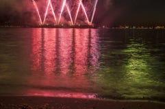 Ogień woda i pracy Zdjęcie Royalty Free